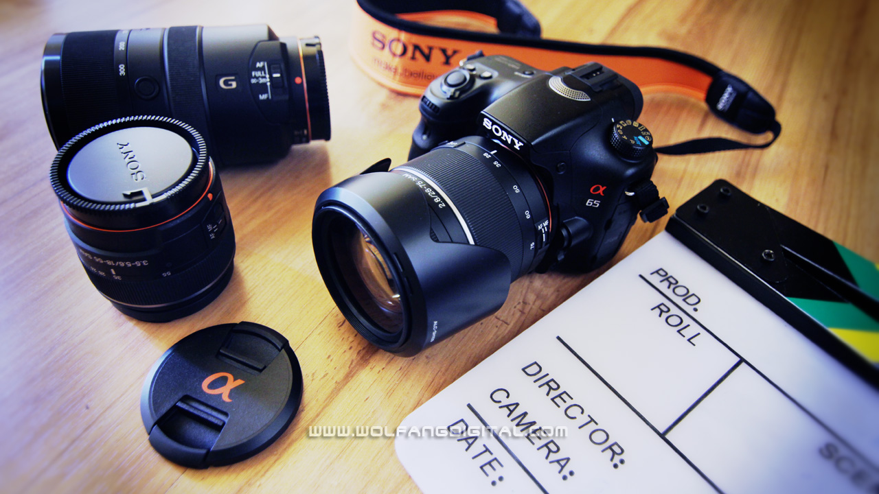 Learn how to shoot videos from Baron, a Sony Pro Trainer for videography courses