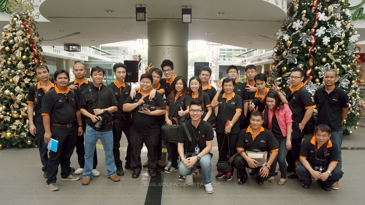 Camera retail giant, Fotokem, sent their key staff to attend the nationwide Sony Alpha Consultant training.