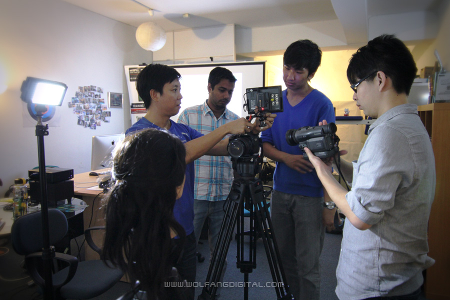 Videography classes from Novice, Intermdiate to Advanced level. Sign up now to shoot like a pro.