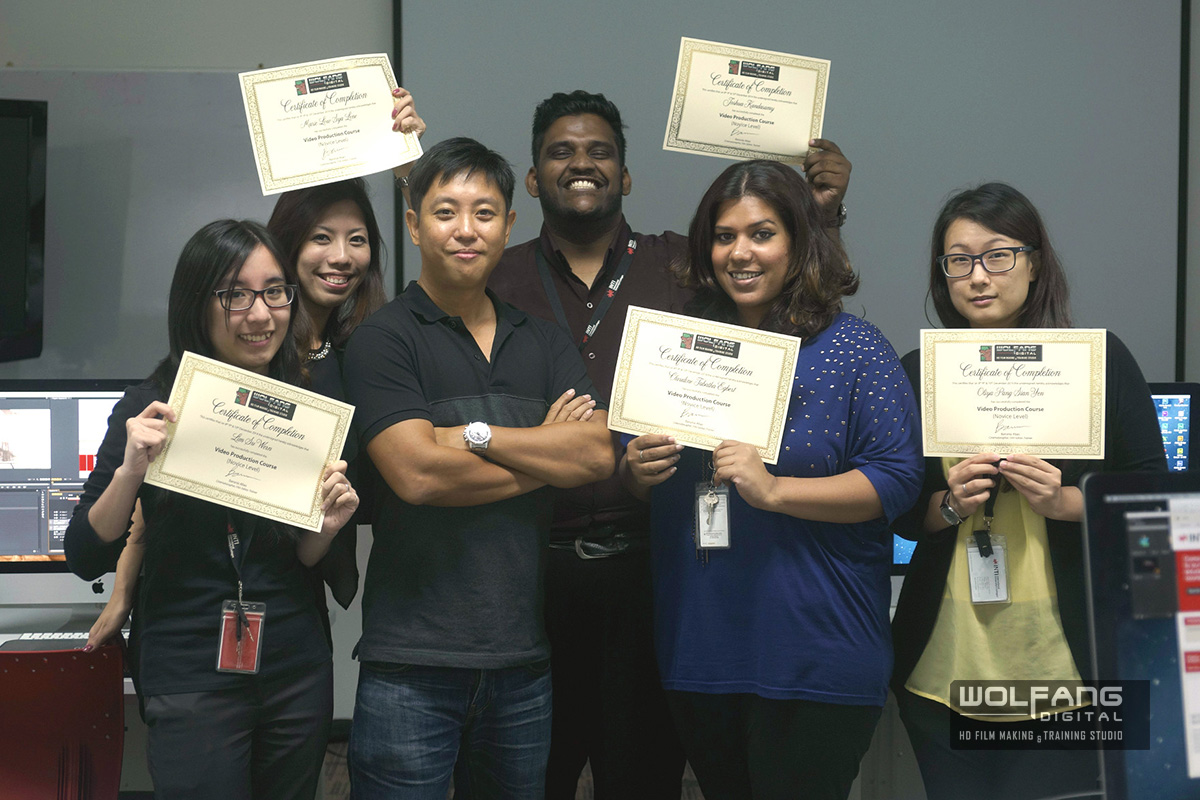 Congrats to the PR Team at Inti International College!