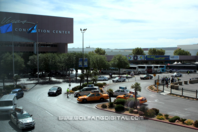 Las Vegas Convention Center- ground zero for NAB Show 2012