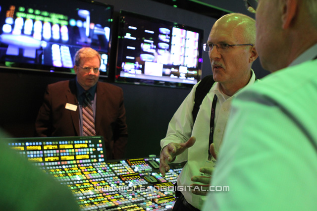 K2 Edge brings all of the components of integrated playout together in a unified system: media playout, channel graphics, asset management, and automation