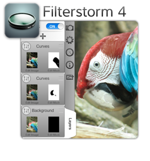 Filterstorm boasts a clean, intuitive interface that's rich with photo-editing features