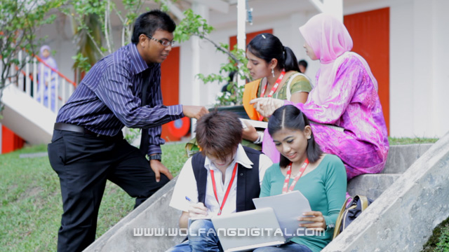 TAJ International College- corporate video by WolFang Digital