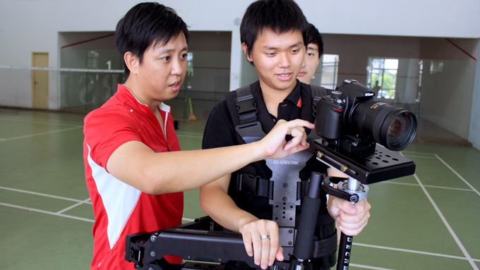 Glidecam Workshop in Malaysia