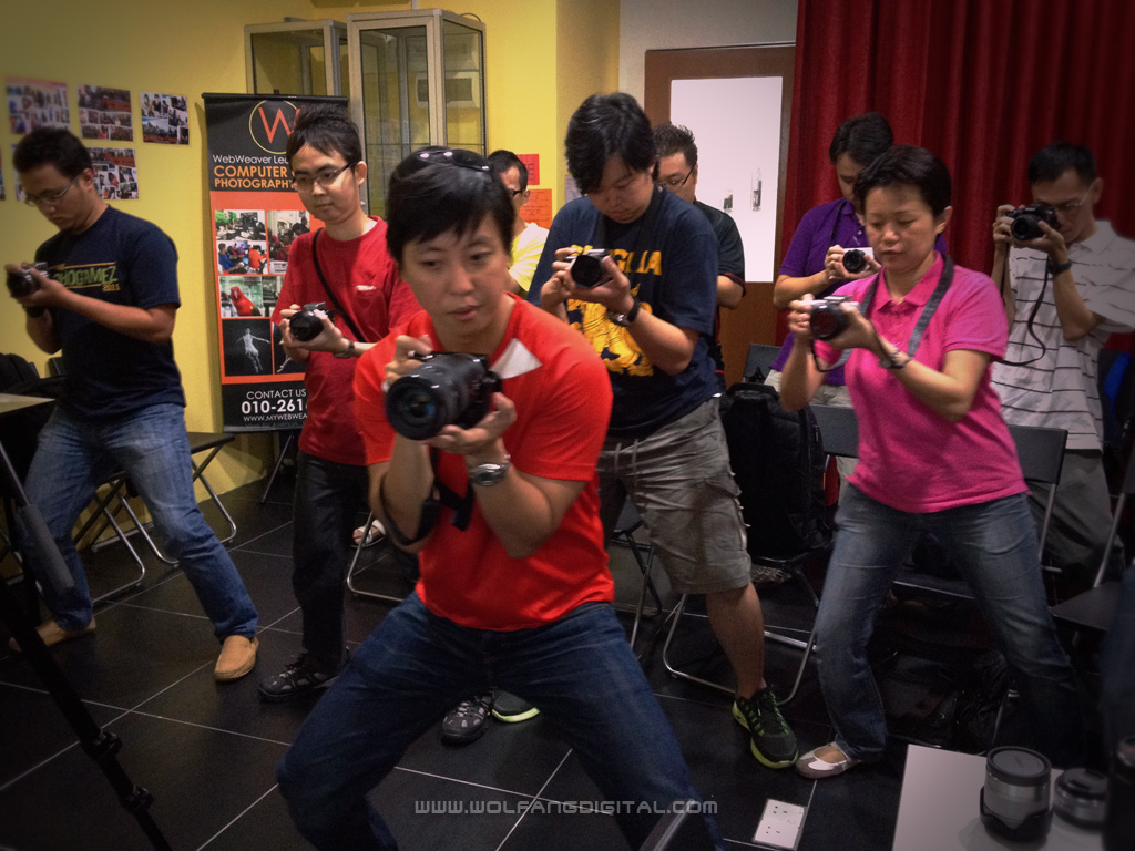 Videography workshops in Malaysia