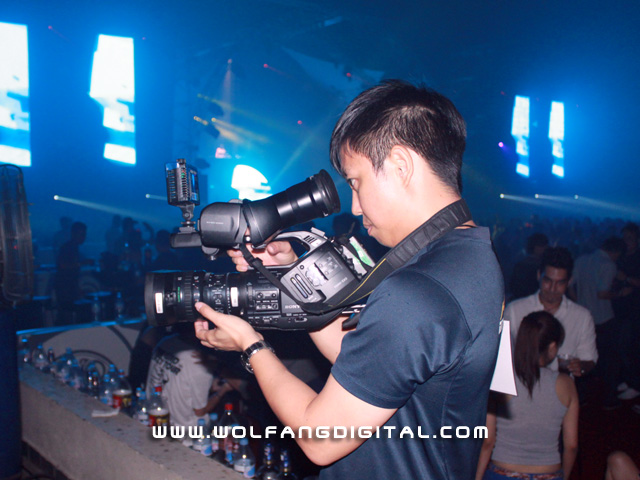 Event Videography by WolFang Digital. Let the professionals produce your event videos.