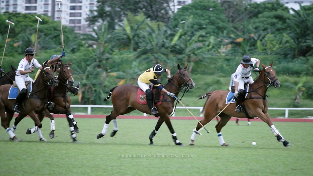 Royal Salute Polo Cup Malaysia filmed by WolFang Digital