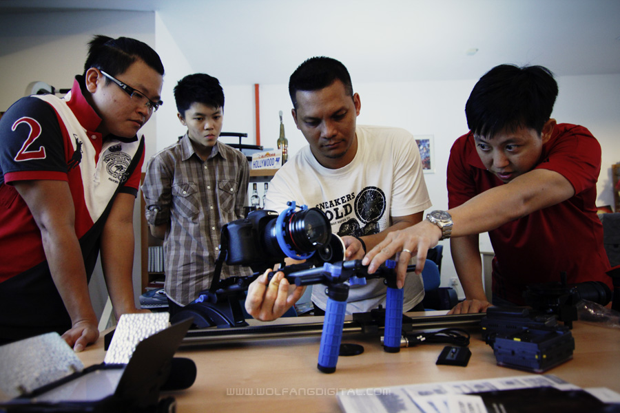 Videography Workshop in Malaysia