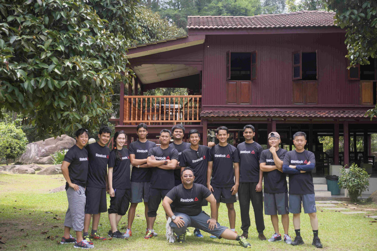 Kampung Quest production team