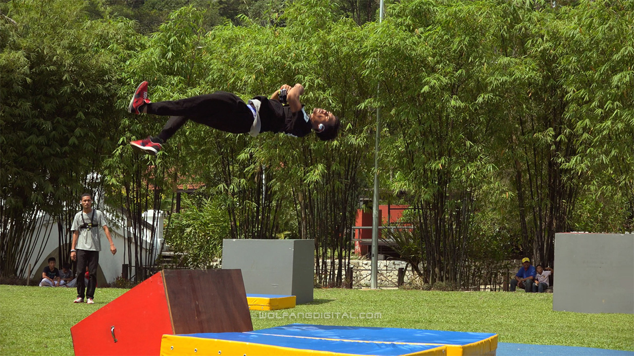Event Videography for Parkour Malaysia