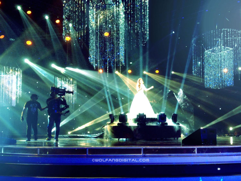 Baron Abas- Steadicam trainer for Anugerah Juara Lagu at TV3 Malaysia