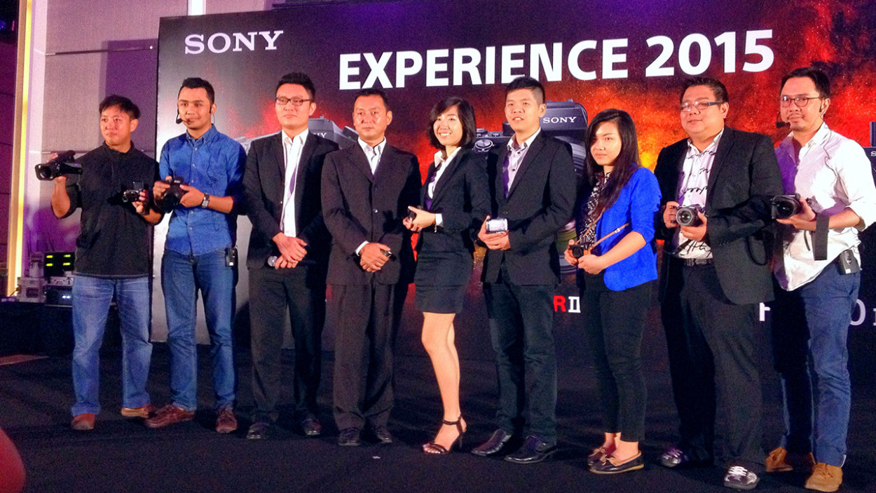 Baron Abas appointed as Sony Key Opinion Leader by Sony Malaysia