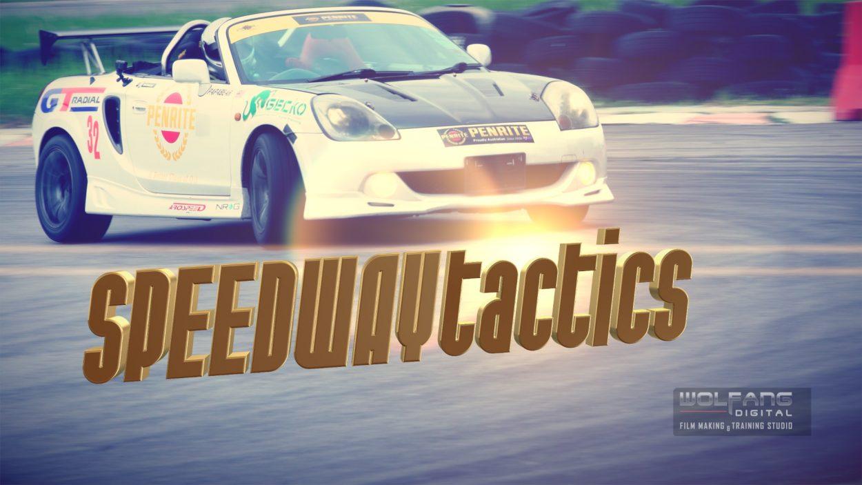 Speedway tactics