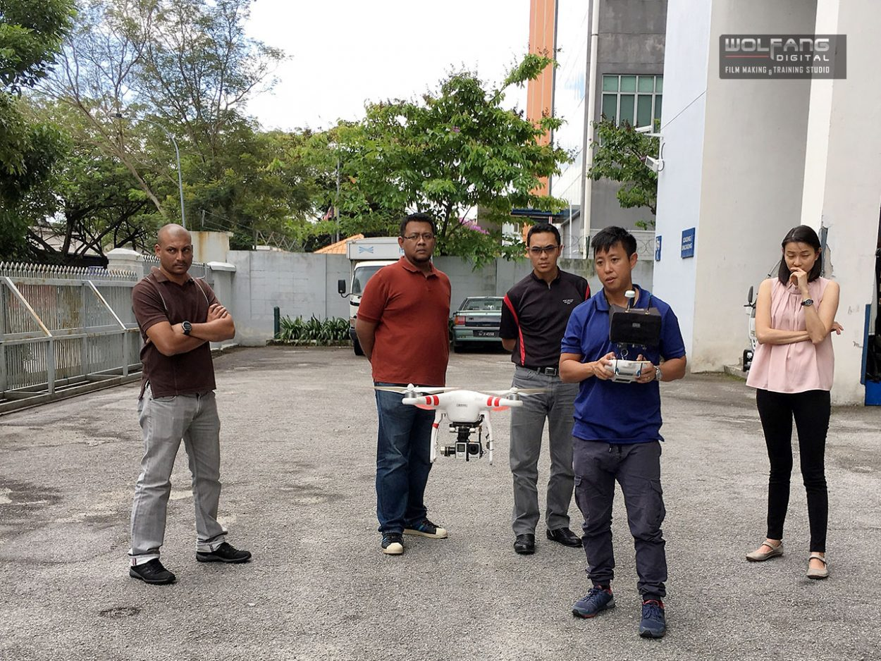 Learn how to fly drones from professional drone pilot with years of experience in aerial videography