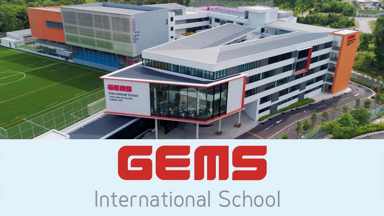 GEMS International School Drone Aerial Video Services Malaysia by WolFang Digital