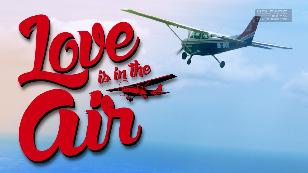 Love Is In The Air by WolFang Digital