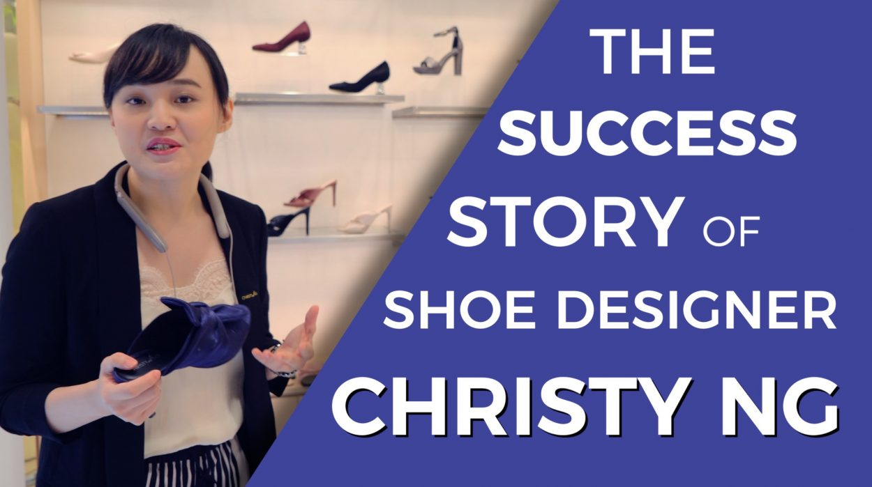 Christy Ng Shoe Designer video by WolFang Digital
