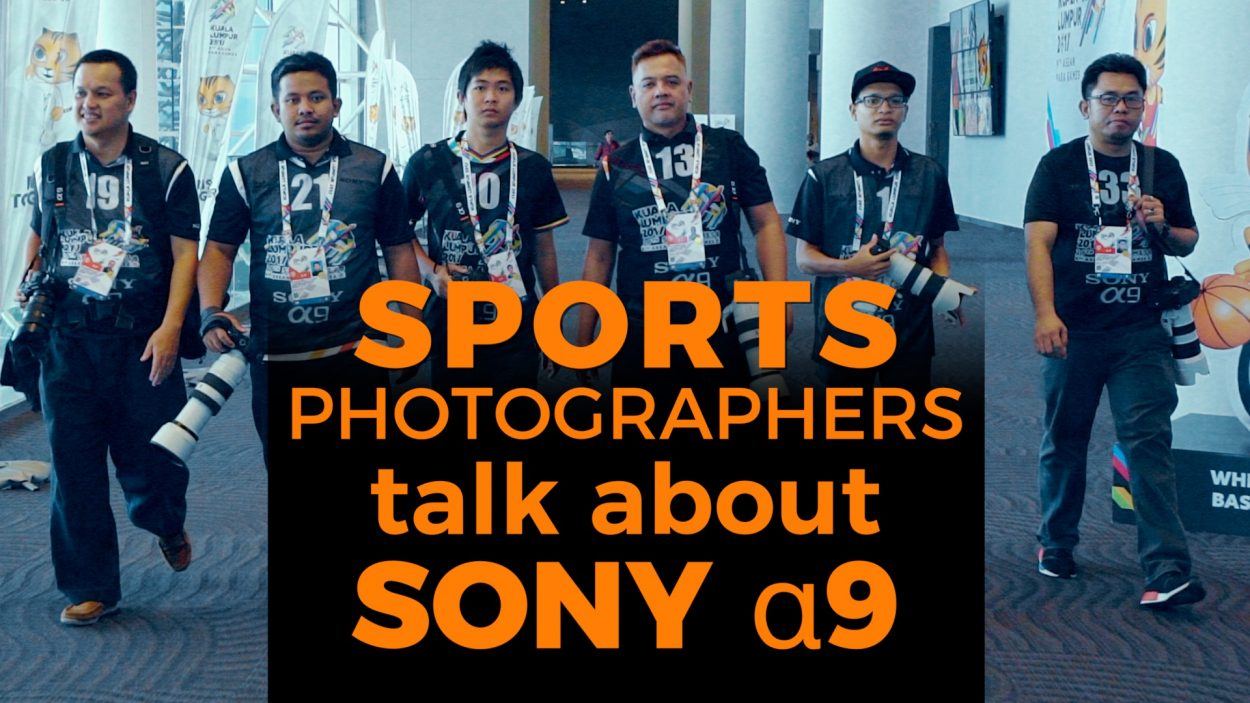 Sony A9 for Sports Photography by WolFang Digital