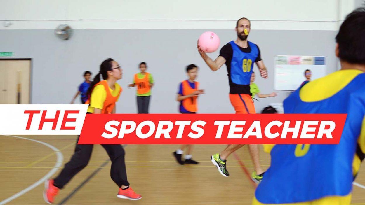 Sports Teacher of GEMS International School by WolFang Digital
