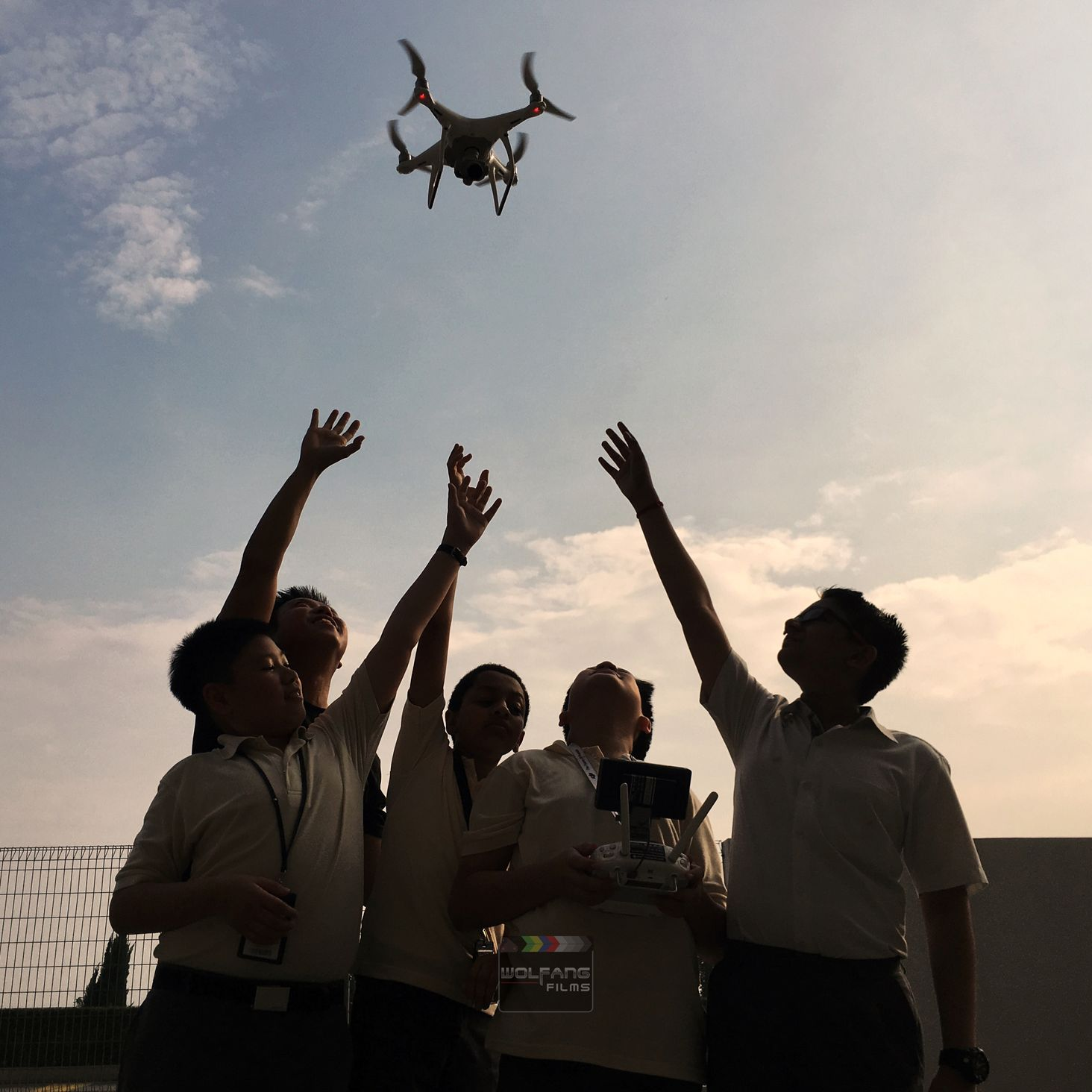 Drone Flying Classes for Secondary Students and ECA by WolFang Digital