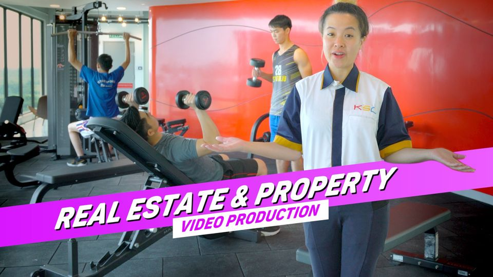 Real estate property marketing videos by WolFang Digital