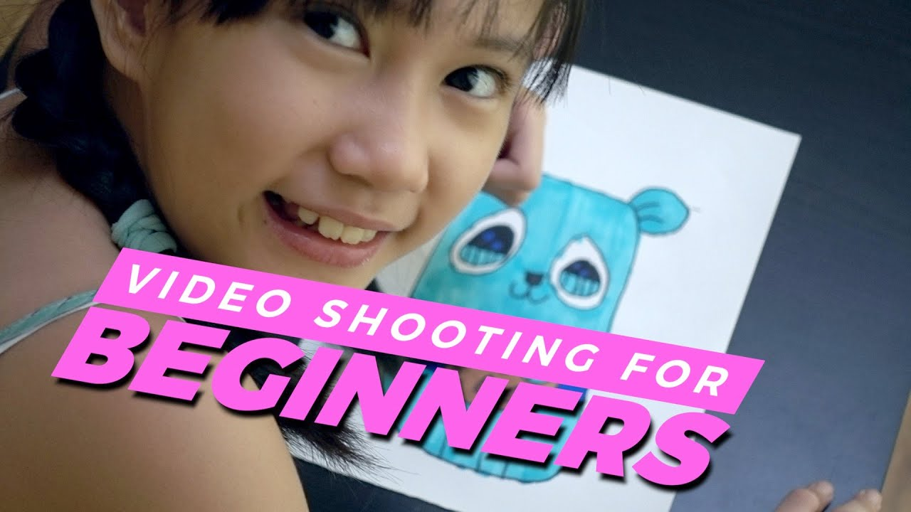 Videography for beginners. Learn to record children art sessions by WolFang Digital