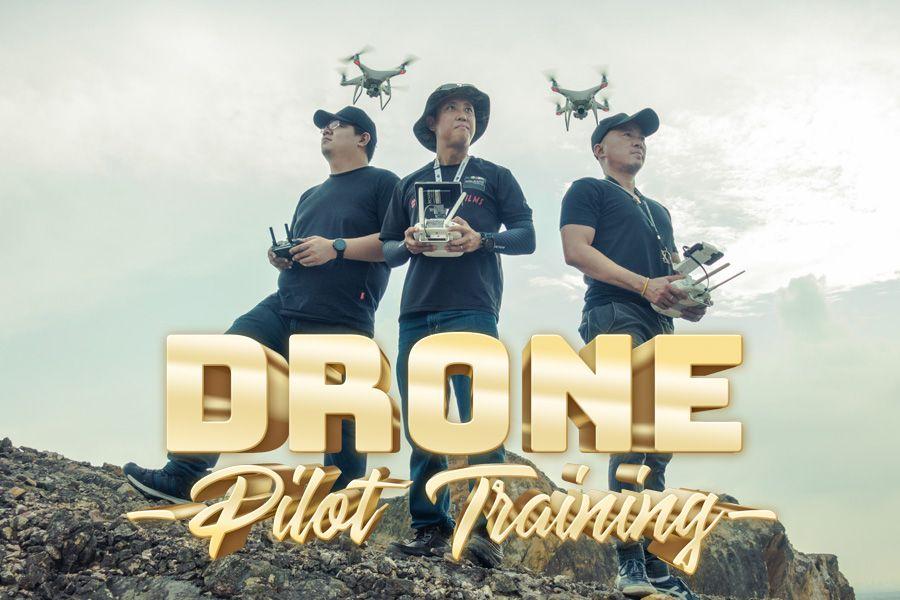 Drone Pilot Training Course