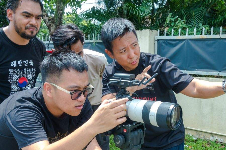 Advanced Videography course by Baron Abas, WolFang Digital