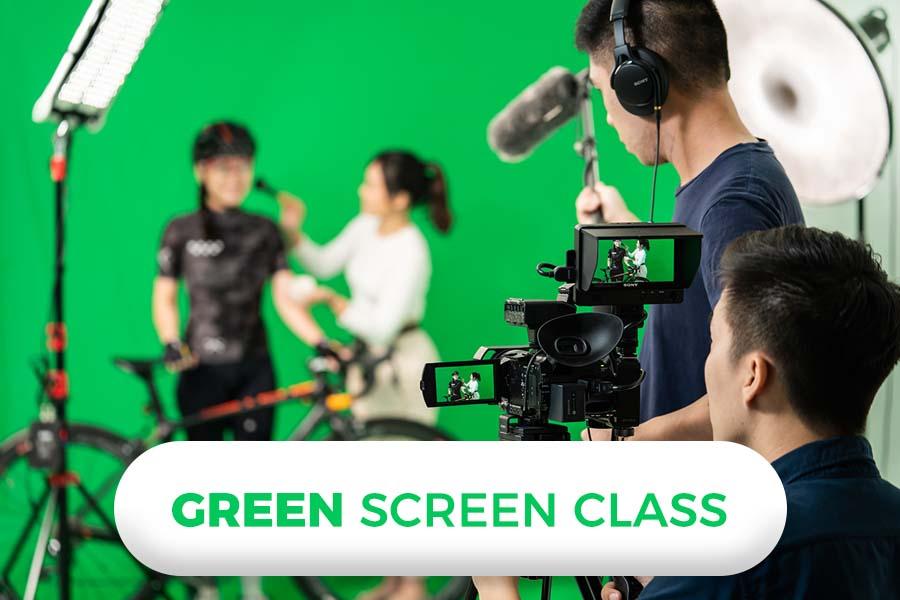 Green Screen VFX Class