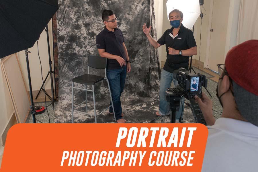 Portrait Headshot Photography Course WolFang Digital