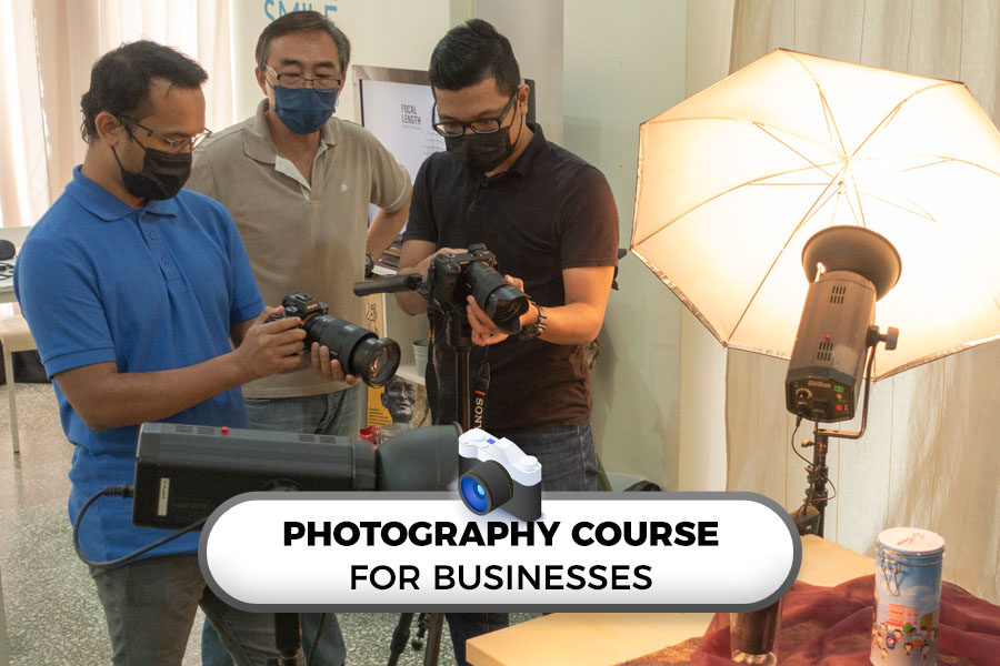 Corporate Photography Course by WolFang Digital
