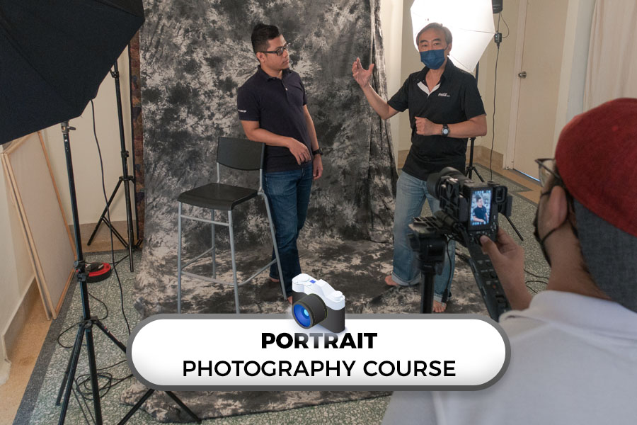 Our trainers are commercial photographers with minimum 15 years experience