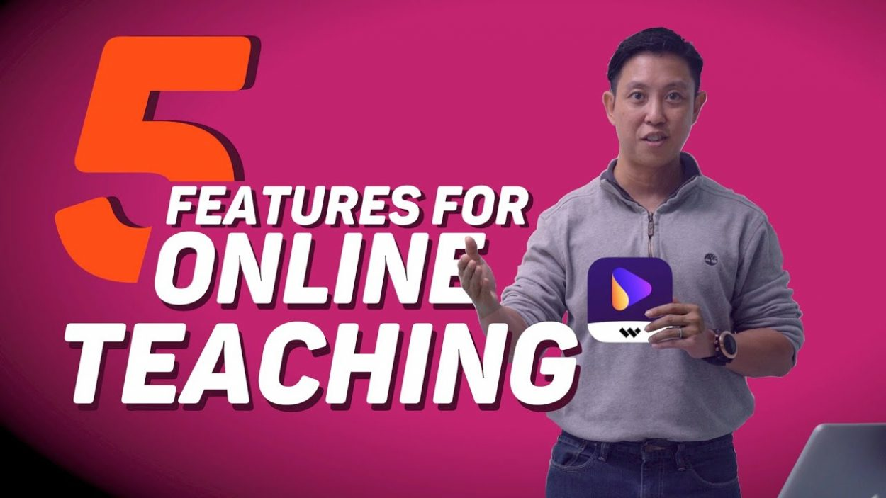 5 useful online teaching tips by Baron Abas, WolFang Digital