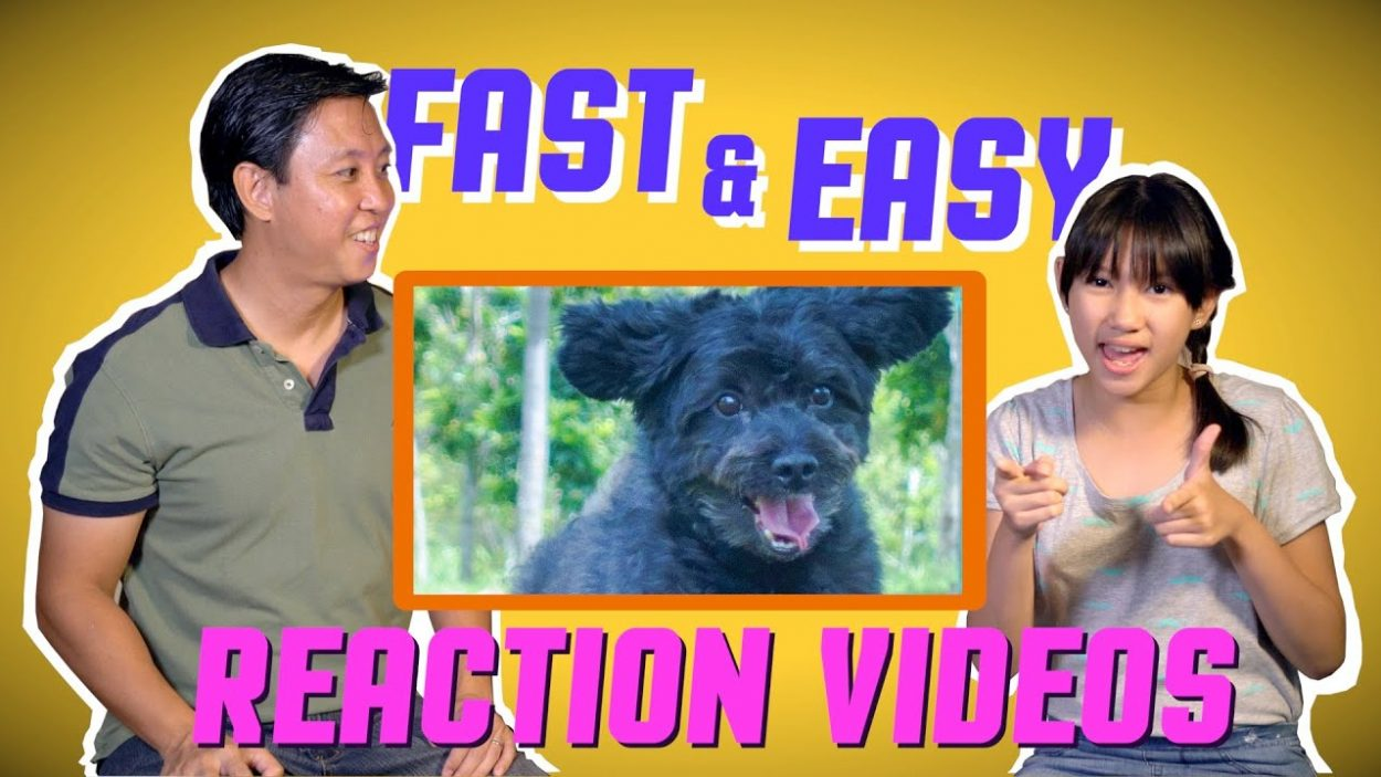 How to make reaction videos by Baron Abas, WolFang Digital