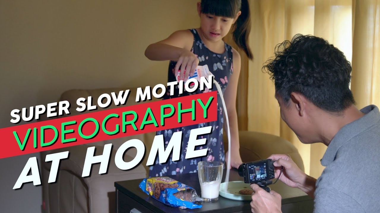how to shoot slow motion videos by WolFang Digital